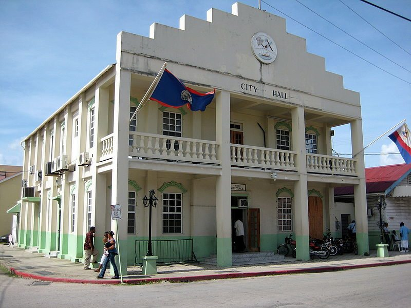 Koloniales Rathaus in Belize City (Bild: Padraic Ryan / Wikimedia / CC)