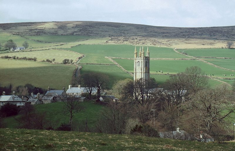 Widecombe-in-the-Moor (Bild: Manfred Heyde, Wikimedia, CC)