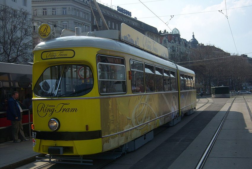 Vienna Ring Tram (Bild: My Friend, Wikimedia, CC)