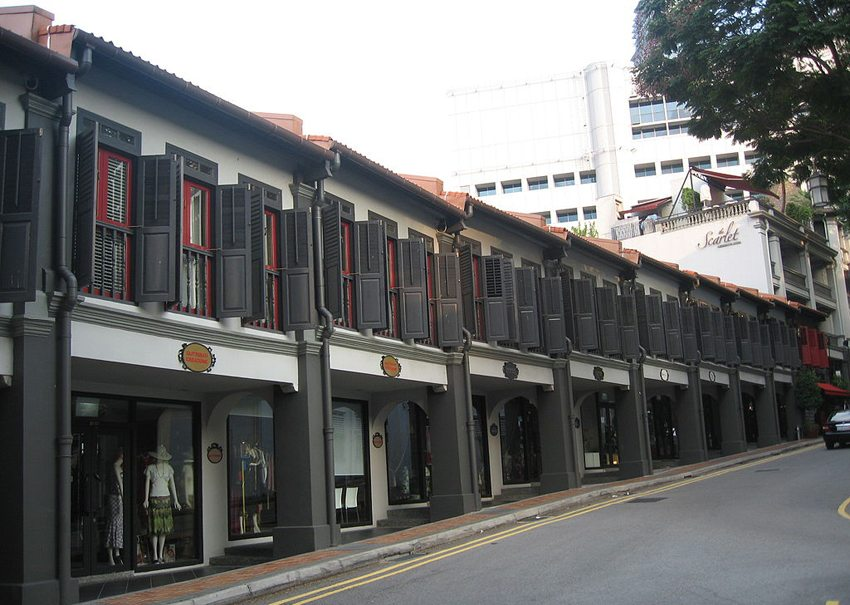 The Scarlet Hotel in Singapur (Bild: Terence Ong, Wikimedia, GNU)
