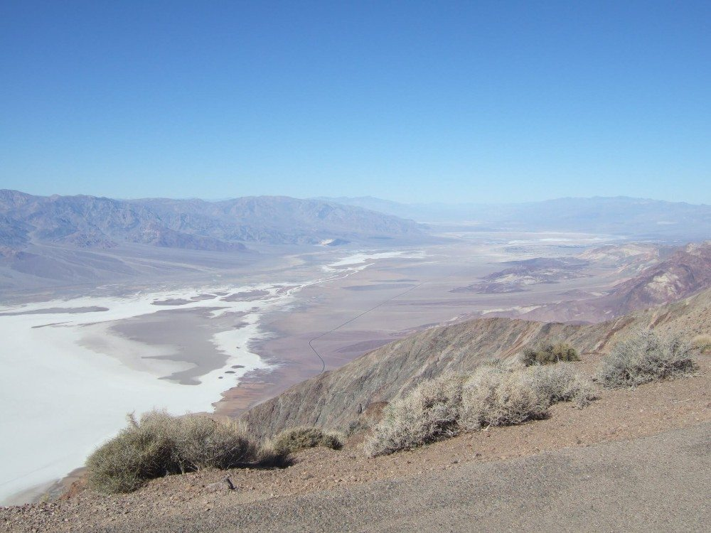 Dantes View im Death Valley (Bild: © wiki.org)