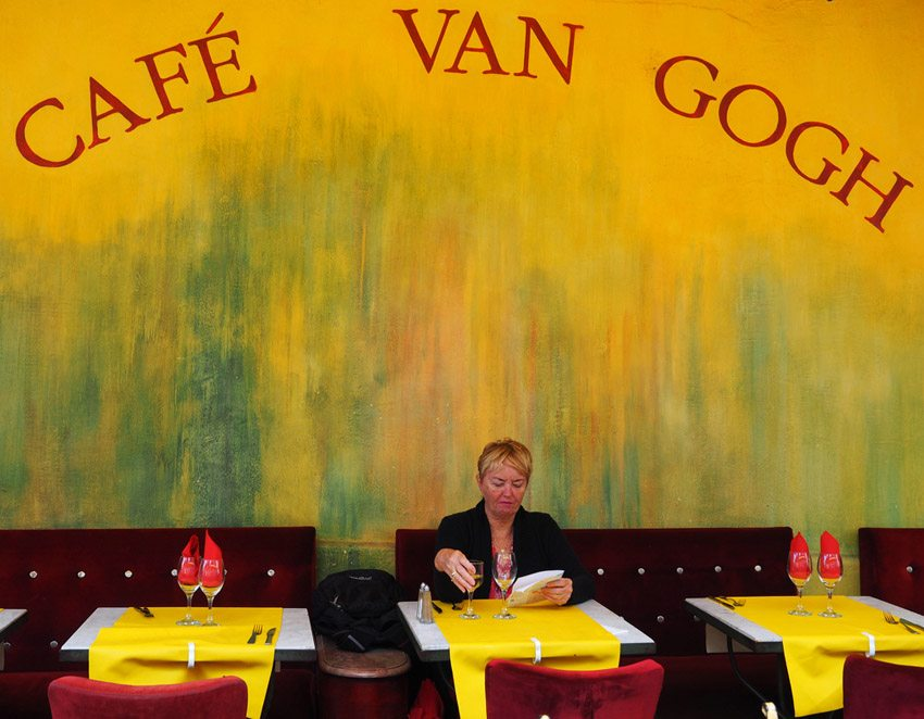 Café Van Gogh in Arles (Bild: place-to-be – shutterstock.com)