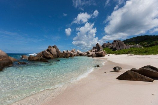 Anse Marron – La Digue