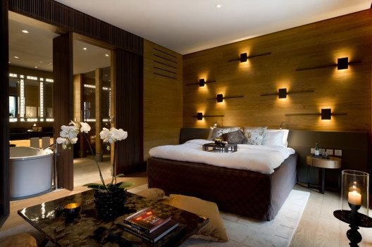 Grand Deluxe Room (Bild: The Chedi Andermatt)