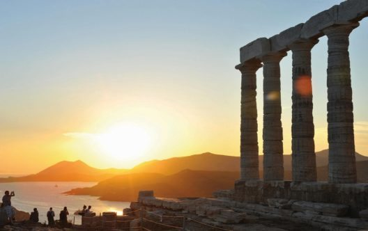 Der Poseidontempel in Sounion (Bild: © TUI AG)