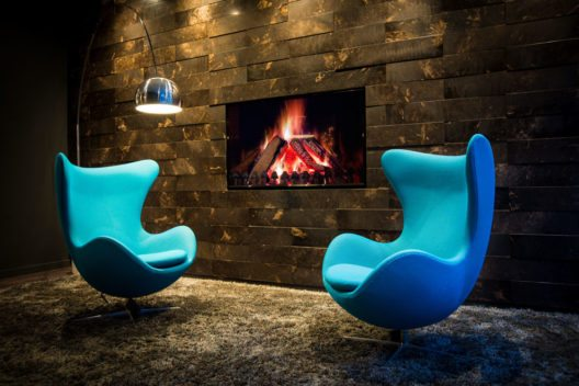 Motel One – Egg Chair (Bild: Motel One Group)