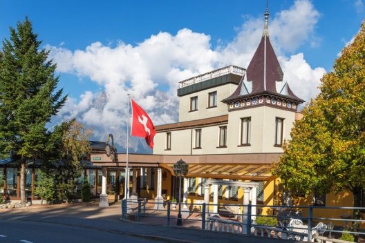 Schloss Wartenstein (Bild: Grand Resort Bad Ragaz AG)