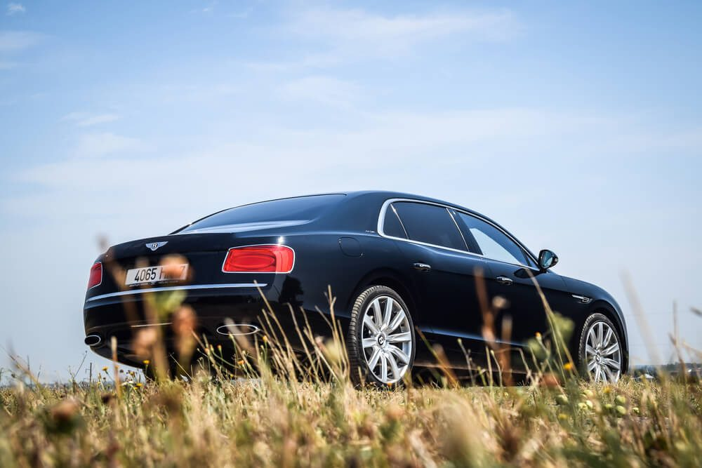 Bentley Flying Spur (Symbolbild: Yauhen_D - shutterstock.com)