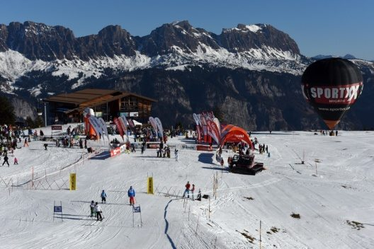 Famigros Ski-Day – Race Village