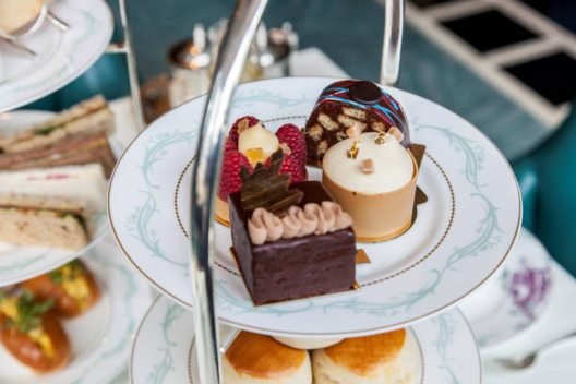 Fairmont Royal Champagne Afternoon Tea (Bild: © Fairmont Hotels Resorts)