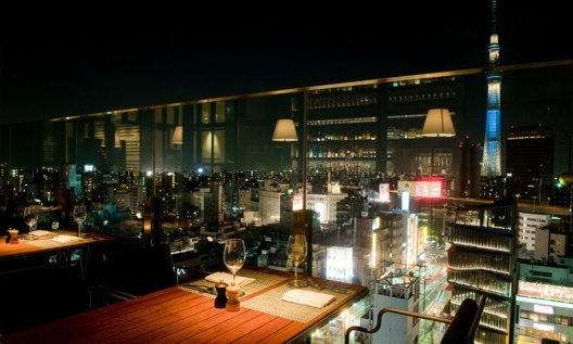 The Gate Hotel Kaminarimon in Tokyo (Bild: Design Hotels)