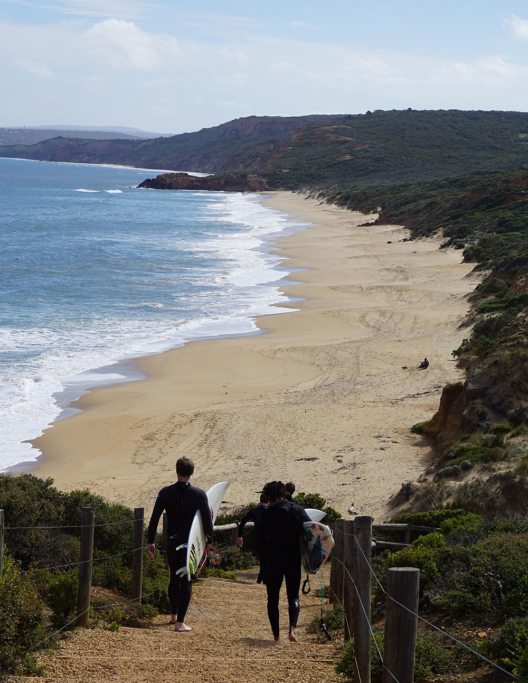 Bells Beach VIC (Bild: Pixabay)