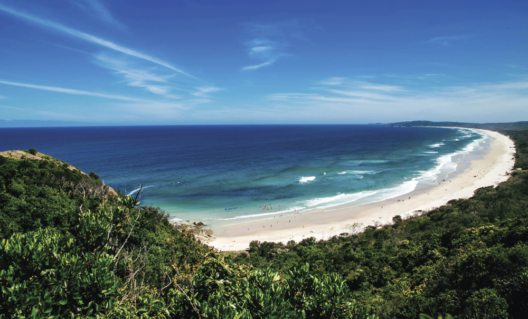 The Pass Byron Bay NSW (Bild: Tourism Australia)