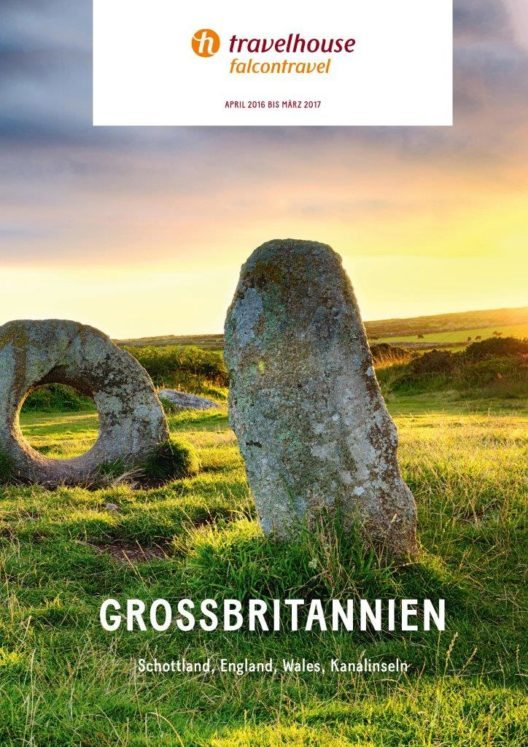 Grossbritannien Cover (Bild: © Travelhouse)
