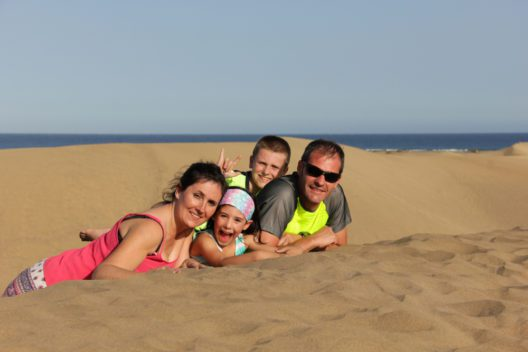 feature post image for Reisen mit Kindern auf Gran Canaria